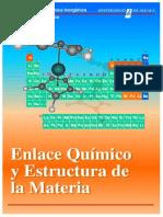 Enlace Quimico Y Estructura de Materia
