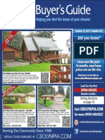 Coldwell Banker Olympia Real Estate Buyers Guide October 19th 2013