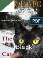 """ედგარ ალან პო ,,შავი კატა"""""""