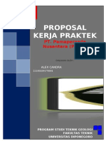 Proposal KP Alex Candra
