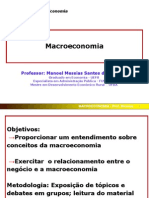 AULA - Francisco Mochon - Macroeconomia - 2013.2 - Principios de Macroeconomia