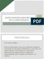 introduccionhistoriafisioterapia-120923180732-phpapp01