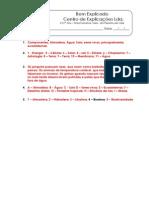 A - 1.2 - Ficha Formativa – A Terra como um Sistema (1) - Soluções