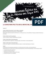 La caricatura política en México del Siglo XXI