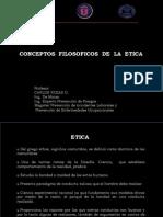 Conceptos Filosoficos de La Etica Final