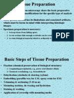 Tissue Preparation