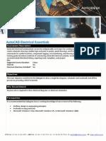 AutoCAD Electrical Essentials