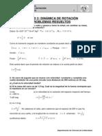 2. dinamica rotación