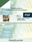 Planificacion y Administracion Estrategica