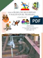 Como Hacer Programa de Seguridad y Salud en El Trabajo (1)