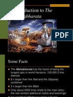 Introduction to the Mahabharata