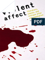 ABEL, Marco. Violent Affect - Literature, Cinema and Critique After Representation