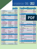 Calendario 2013 Web