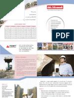 Buildersline Magazine Broucher