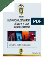 001 Carrillo Jorge Politica Nacional Transporte Publico Automotor Carga 20100325 083122