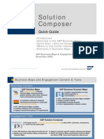 SAP Misc Composer Quick Guide