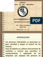 Mantenimiento _ Inst Medida