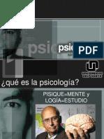 ASPECTOS GENERALES DE PSICOLOGÍA