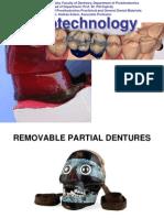 Partial Denture Presentation