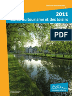 Guide-Tourisme Essonne 2011