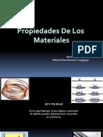 Diapositivas de Materiales y Ensayos