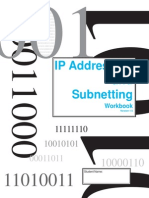 Ip Addressing and Subnetting Workbook Student Version 1 5