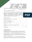 PEN Newsletter No. 42 - Jun 1993