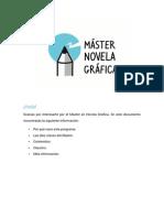 Máster en novela gráfica en Madrid.pdf
