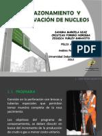 Corazonamiento y Preservacion de Nucleos.