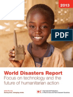 World Disasters Report
