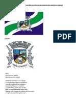 (Resumo Lei Orgânica de Rio das Ostras)