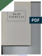 73910001 Kleinlogel Beam Formulas