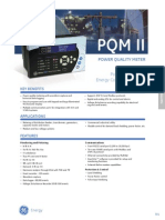 Manual Pqm II
