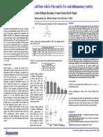 A Novel Borinic Acid Ester With in Vitro and in Vivo Anti-Inflammatory Activity