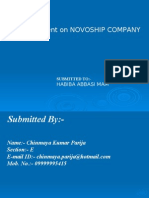 Assignment on Quantitative Technique in Business