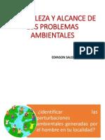 001-Naturaleza y Alcance de Los Problemas Ambientales