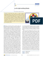 Advances in Phosphors for LED