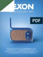 LEXON Catalogue 2013 MD