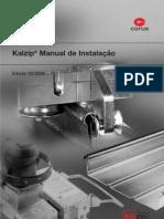 PT-Kalzip Manual de Instalacao