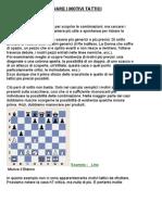 Chess - Scuola Di Scacchi - Trovare i Motivi