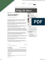 Democracia x Capitalismo - Carta Maior.pdf