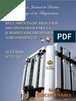 41 Acuerdo 75 2013 Regimen Disciplinario