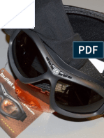 Revision's Bullet Ant Goggles With Occumax Plus Anti-Fog coating
