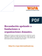 Fundraising From Trusts Spanish Tcm46 29215[1] Copy