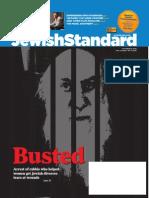 New Jersey Jewish Standard - Oct. 18, 2013