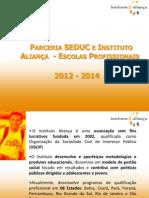 APRESENTAÇÃO PARA EDUCADORES EP