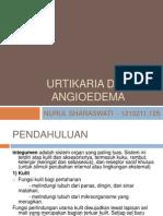 Urtikaria Dan Angioedema