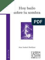 Ana Isabel Stellino - Hoy bailo sobre tu sombra