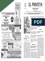 Boletín del 20 de octubre completo