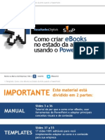 Template + Manual - Criar eBooks No Estado Da Arte